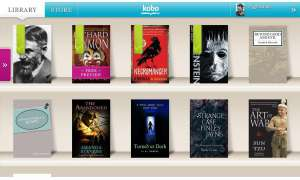 Kobo - Kategorie Bücher / Playbook