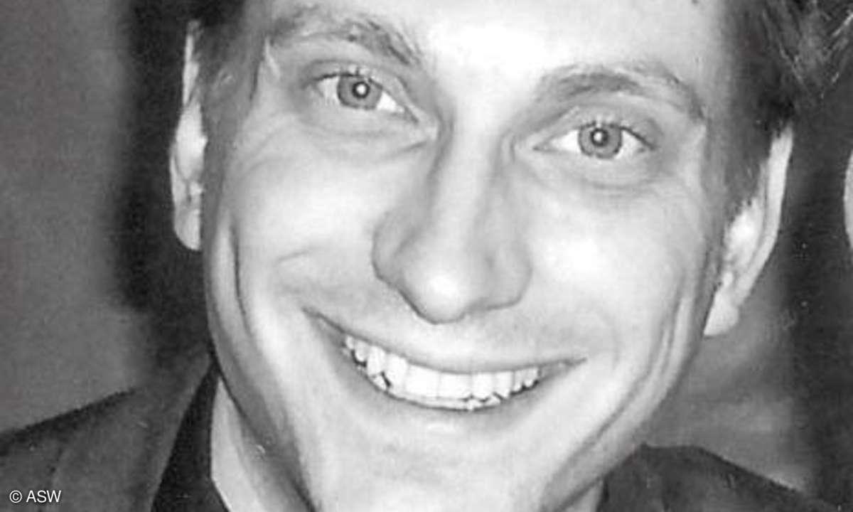 Thomas Kemper, Vertriebsleiter von ASW