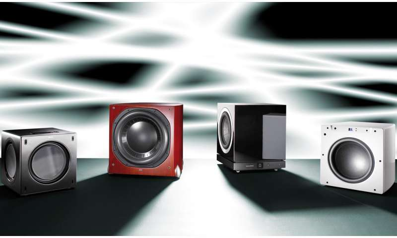 audioenhinea2+ how to connect subwoofer