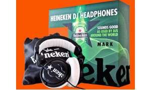 Heineken DJ Headphone