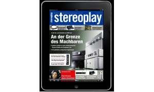 stereoplay, iPad, Apple, App, Digital, Ausgabe, Musik, Audio, Lautsprecher