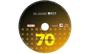 AUDIO-Titel-CD
