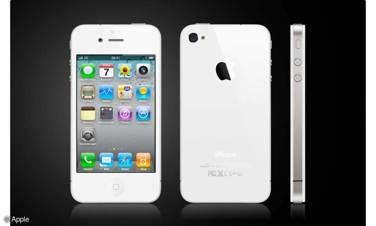 Apple iPhone 4 weiss