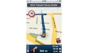 Skobbler Navigation