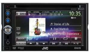 JVC KW-AVX740