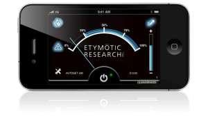 Etymotic App Awareness