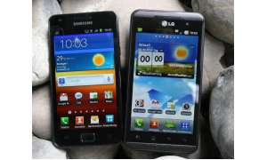 Samsung Galaxy S2 vs LG Optimus 3D