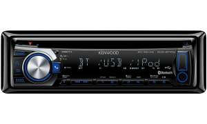 Kenwood KDC-BT41U