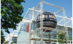 High End, München, 2011,