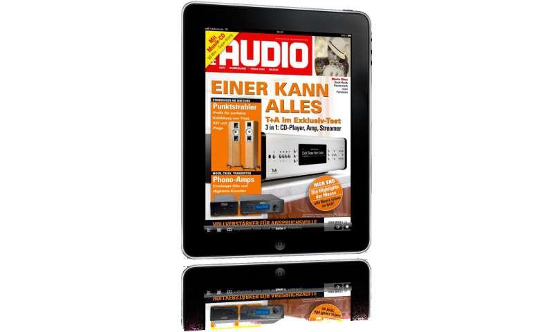 audio als kostenlose ipad app connect. Black Bedroom Furniture Sets. Home Design Ideas