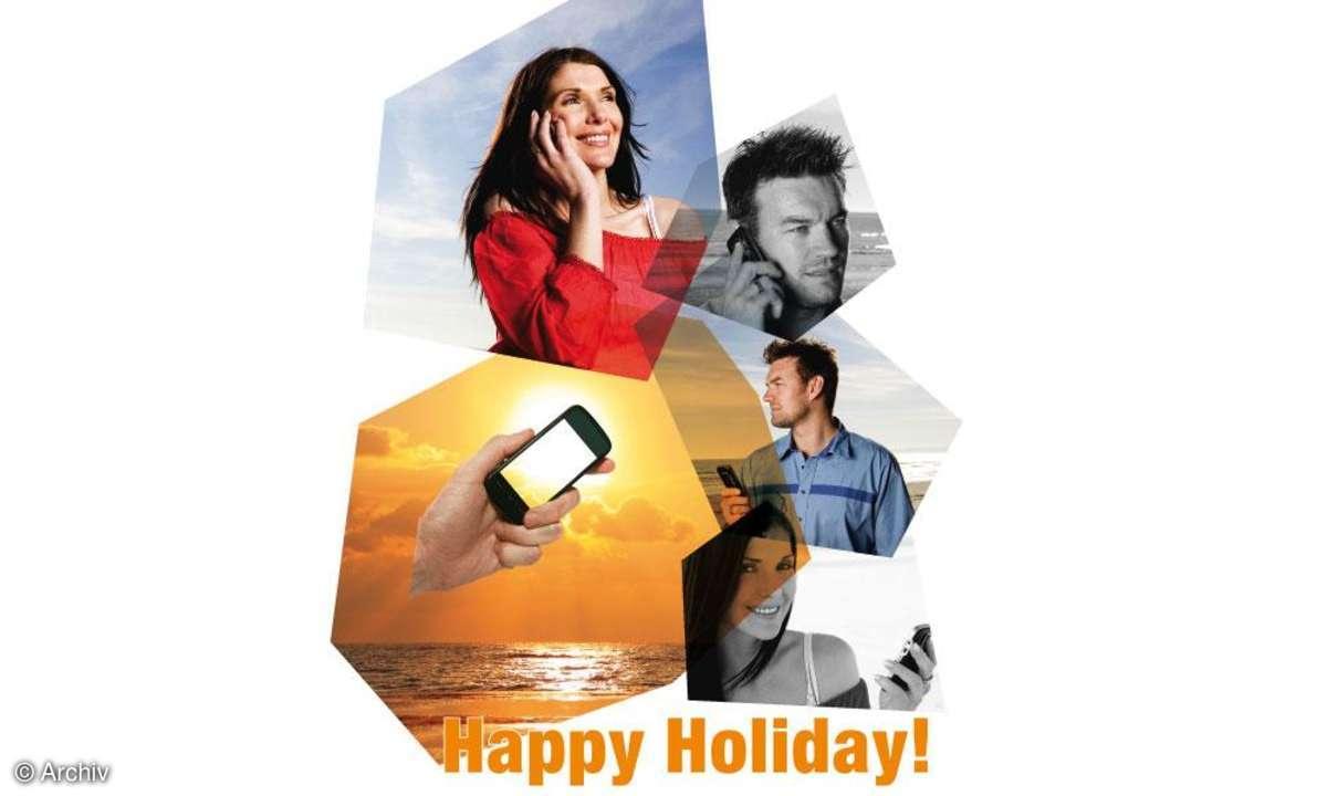 Happy Holiday: Die Roamingpreise fallen