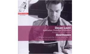 Beethoven - Klavierkonzert Nr. 4, Sonaten (Lazic)