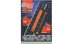 autohifi 1/1991: Mit diesem Heft fing alles an.