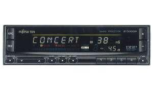Schon mit Soundprozessor: Fujitsu Ten 5000P (1991)