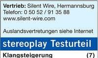 Silent Wire LS 7