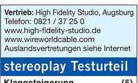 Wireworld Orbit 16/4