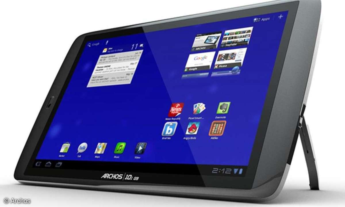 Die neuen Tablets von Archos kommen