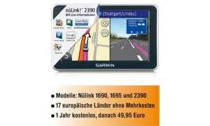 Garmin Nülink/3D Traffic