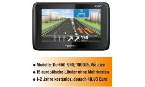 Tomtom Live/HD Traffic