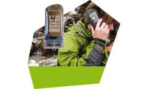 Aquapac fürs iPhone