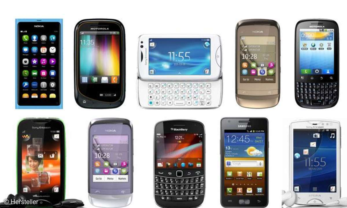 Handy-Vorschau