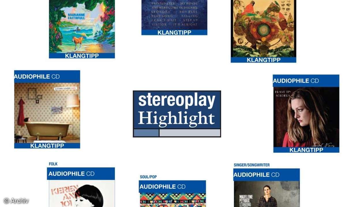 Audiophile CDs