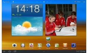 Samsung Galaxy Tab 10.1 Screen