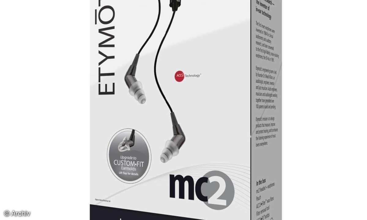 Etymotic mc2