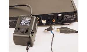 Aqvox USB Low Noise Netzteil