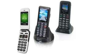 Doro Phone Easy 610 Gsm, Amplicom PowerTel M6000 und M4000