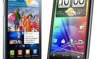 Samsung Galaxy S2 vs HTC Sensation