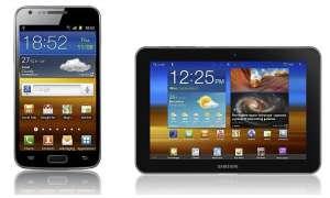 Samsung Galaxy S2 LTE und Galaxy Tab 8.9 LTE