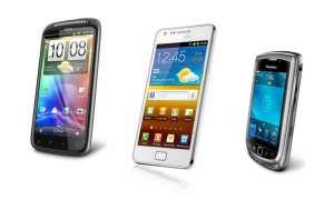 Highend-Smartphones mit Top-Ausstattung