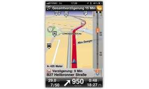 Tomtom App für iPhone