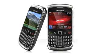 RIM BlackBerry Curve 3G 9300