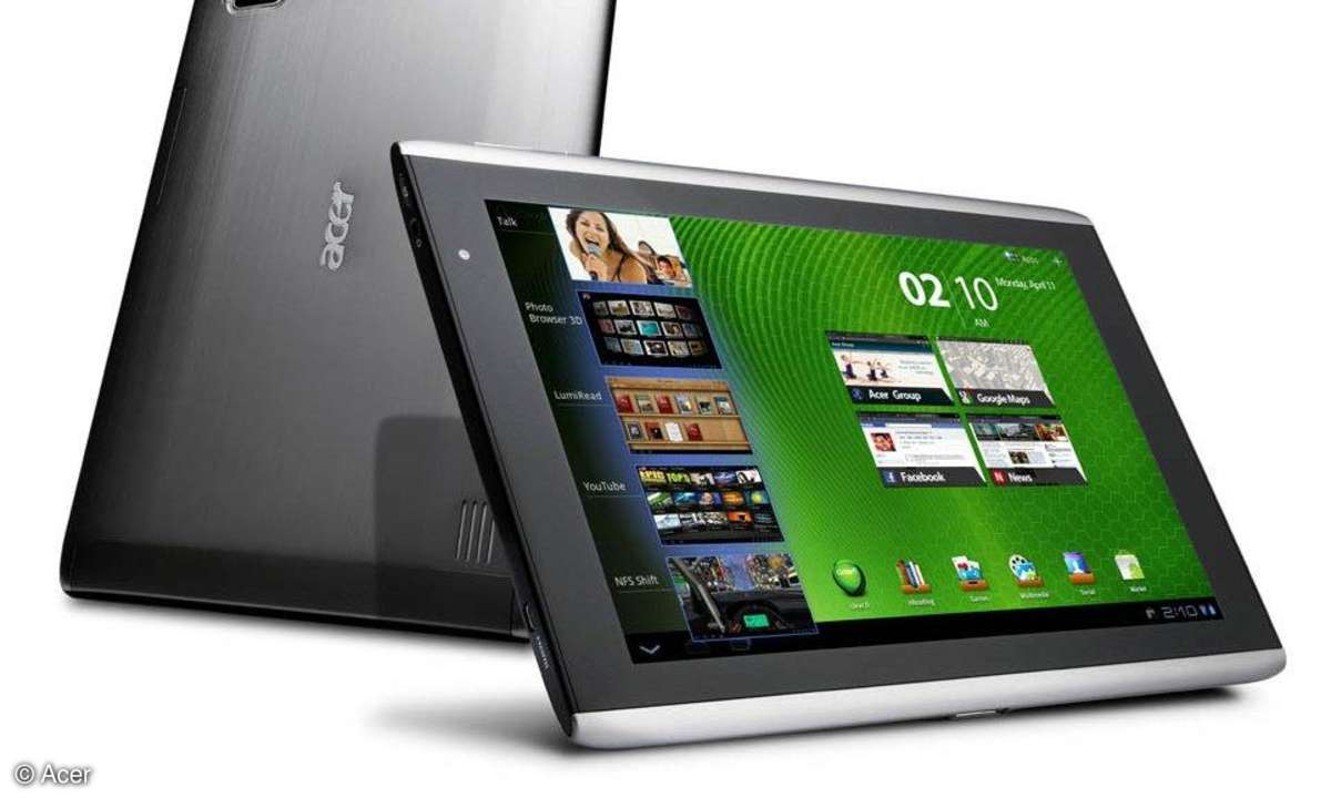 Acer Iconia Tab A500 und 501