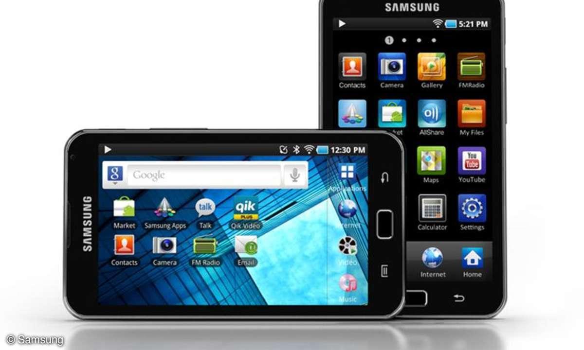 Samsung Galaxy WiFi 5.0