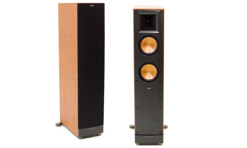 im test klipsch rf 62 ii connect. Black Bedroom Furniture Sets. Home Design Ideas