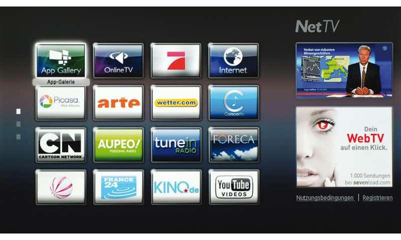 Philips Smart TV Test
