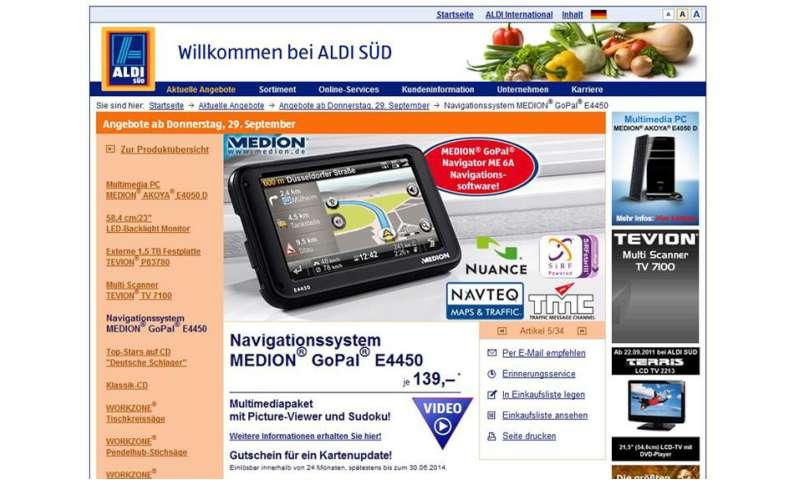 Aldi Süd Medion Navi Im Angebot Connect