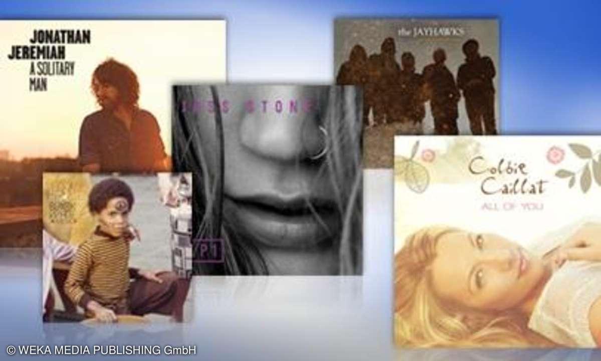 Musik-Tipp: 5 aktuelle Pop-Alben
