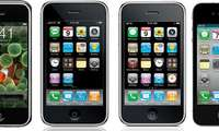 iPhone 1 bis iPhone 4