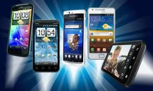 Android-Elite im Speed-Test