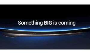 """Samsung-Ankündigung: """"Etwas Großes"""" kommt"""
