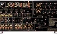 AV-Preceiver Marantz AV 8003 Rückseite