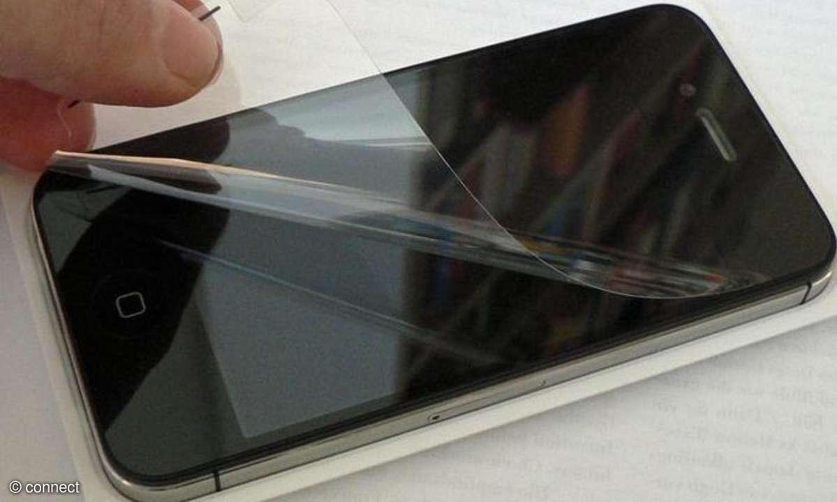 iPhone 4S ausgepackt