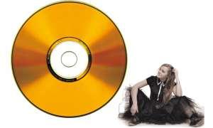 Gold CDs