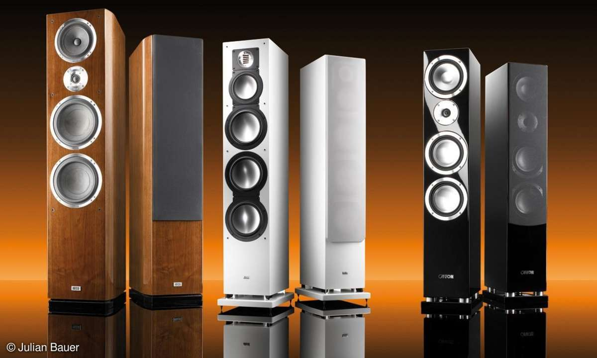 Top-Speaker um 2000 Euro