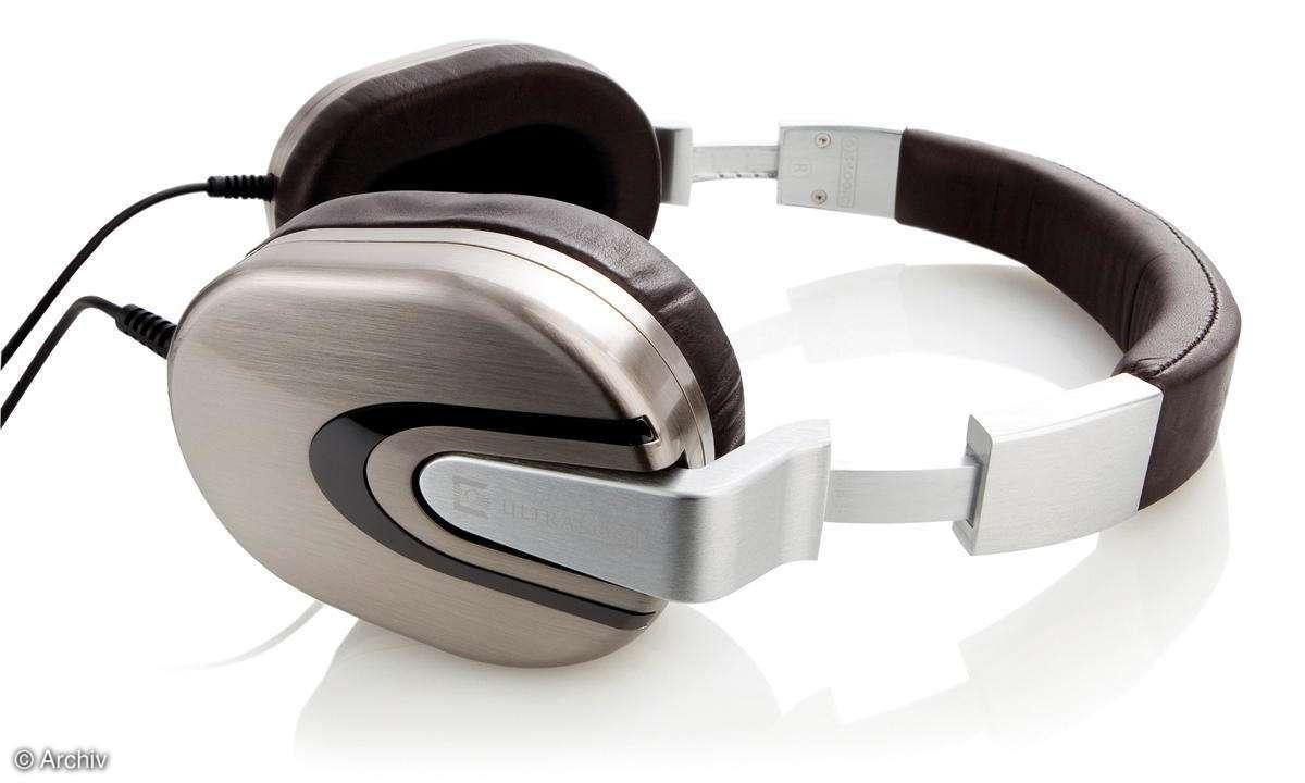 Kopfhörer-Test: Ultrasone Edition 8 Palladium