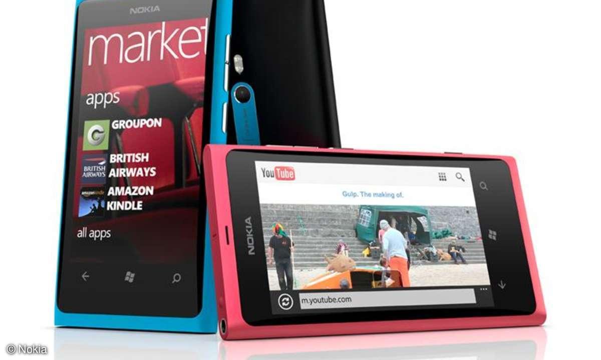 Windows-Neustart - Nokia ist nicht Apple